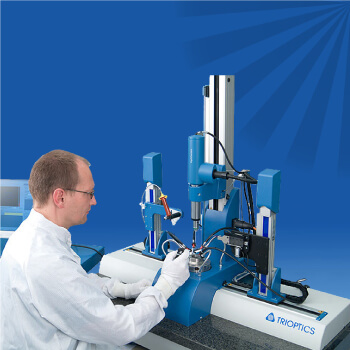OptiCentric® Bonding Station