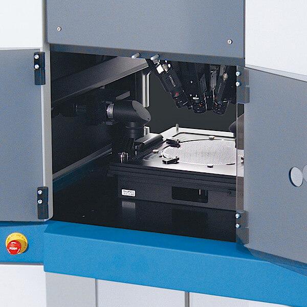 ImageMaster® PRO 5 Wafer measurement chamber
