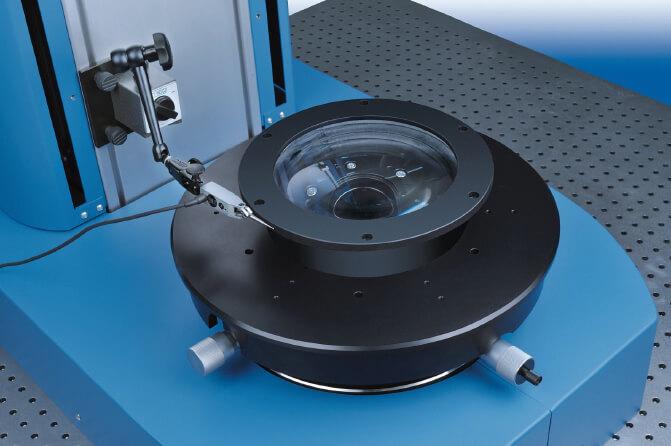 OptiCentric® MAX UltraPrecision
