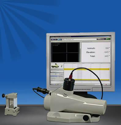 Two Axis Digital Autocollimator